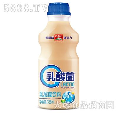农夫山乳酸菌饮料338ml