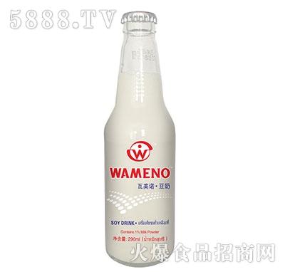 瓦美诺豆奶290ml