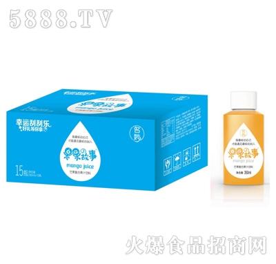 果果故事芒果汁饮料350mlx15瓶
