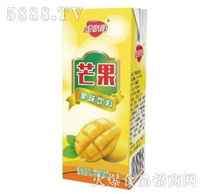 金娇阳芒果果味饮料250ml