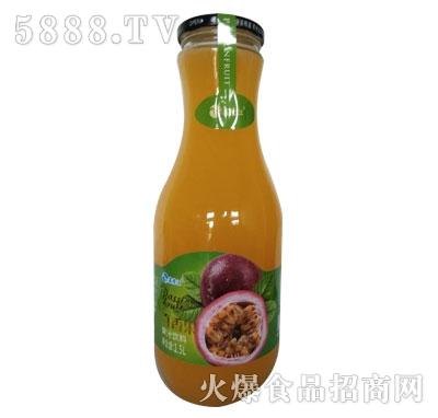 鑫隆江百香果果汁饮料1.5L