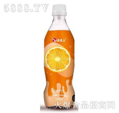 鑫隆江橙味汽水