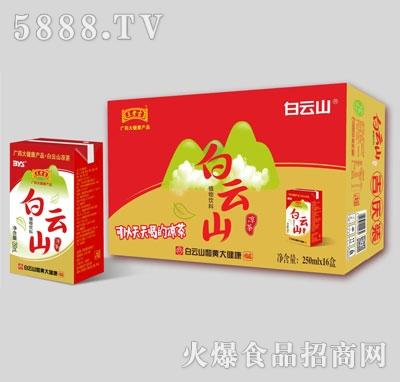 王老吉白云山凉茶250mlx16盒