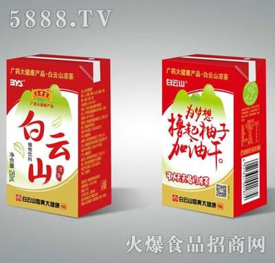王老吉白云山凉茶250ml