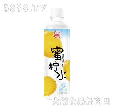常材蜜柠水柠檬果味饮料500ml