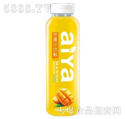 aiya芒果汁饮料500ml