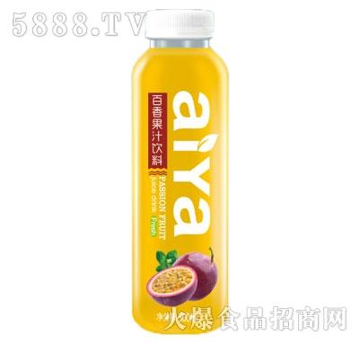 aiya百香果汁饮料500ml