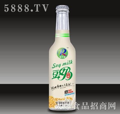 瑞芝林原磨豆奶275ml瓶
