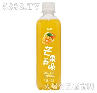 芒果弄呗芒果汁饮料410ml