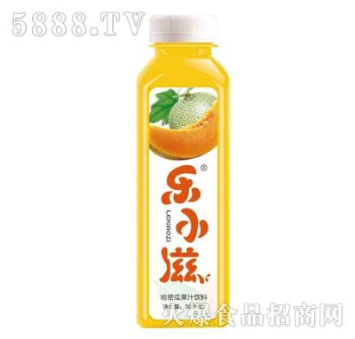 乐小滋哈密瓜果汁饮料500ml