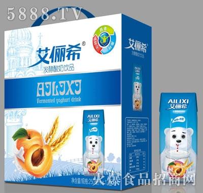 艾俪希发酵酸奶饮品250mlX12