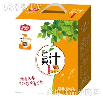 量动宝芒果汁360mlX12瓶