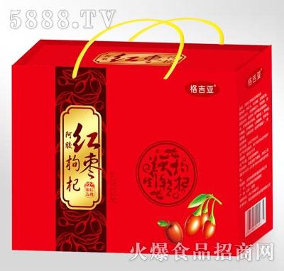 格吉亚阿胶枸杞红枣复合蛋白饮料