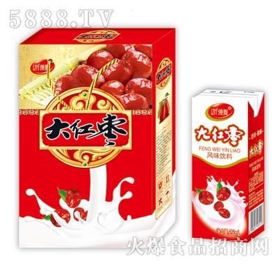领舞大红枣风味饮料(箱)