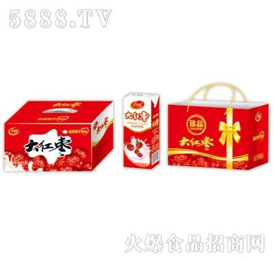 领舞大红枣风味饮料(箱装)