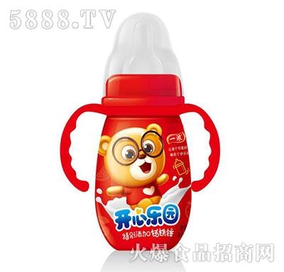 一浓开心乐园儿童乳味饮品