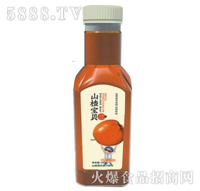 山楂宝贝果肉果汁340ml
