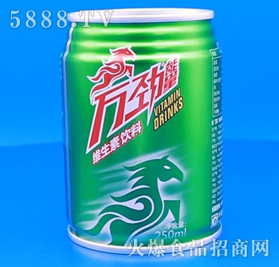 万劲维生素饮料250ml