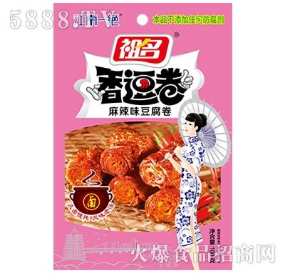 祖名麻辣味豆腐卷100g