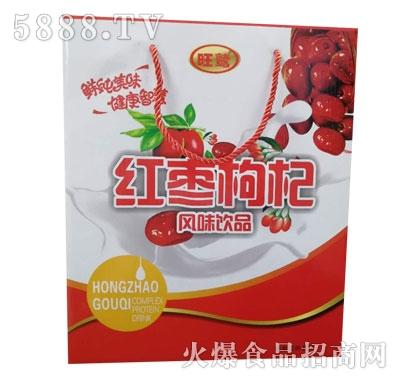 旺鹫红枣枸杞风味饮品