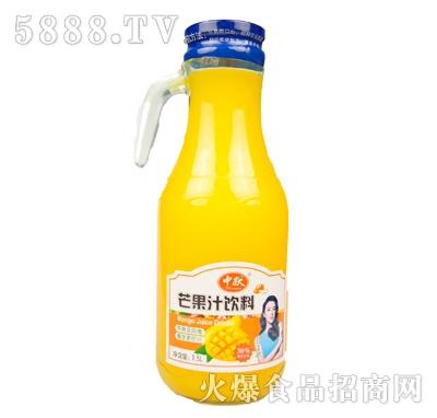中跃芒果汁饮料1.5L