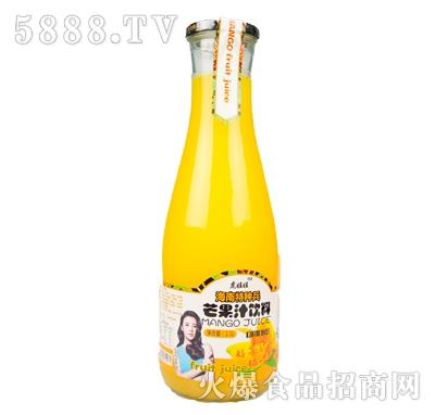 虎娃娃芒果汁饮料1.5L