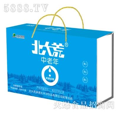 北大荒中老年乳酸菌饮品250mlX12盒
