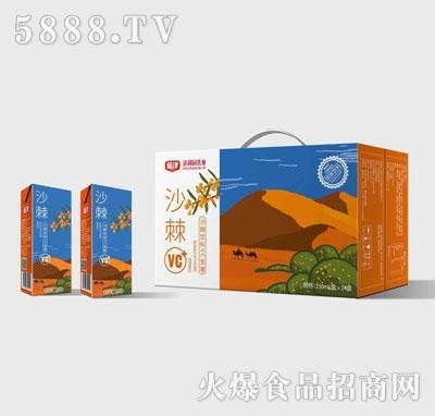 达利园乳业沙棘汁250mlX24