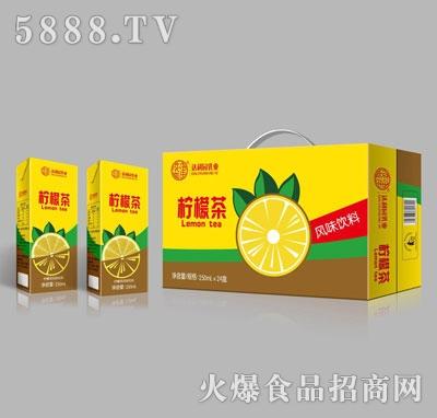 达利园乳业柠檬茶250mlX24