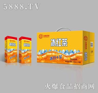 达利园乳业冰红茶250mlX24