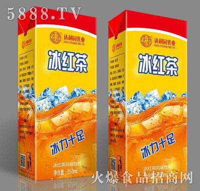 达利园乳业冰红茶250ml