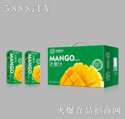 达利园乳业芒果汁250mlX24