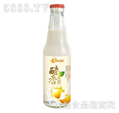 秋果醇香豆奶248mlx24瓶