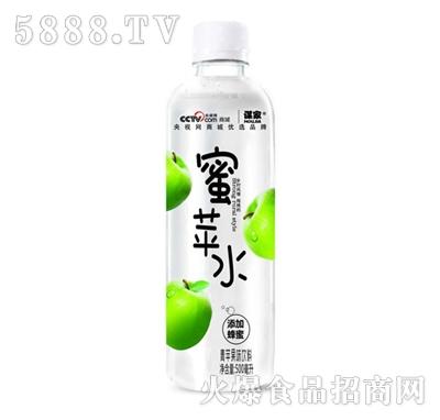 谋家青苹果果味饮料500ml