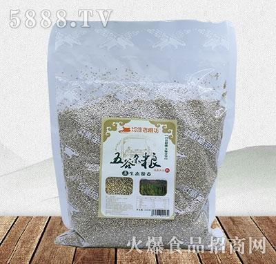 可佳老磨坊原生态荞麦