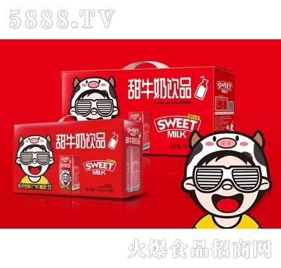 旺仔甜�K牛奶�品125mlX20