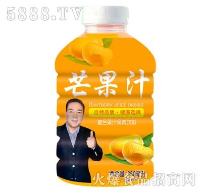梦途芒果汁350ml
