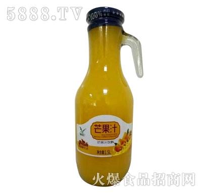 百多利芒果汁饮料1.5L
