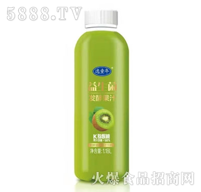 逸童年益生菌发酵果汁(K猕猴桃)