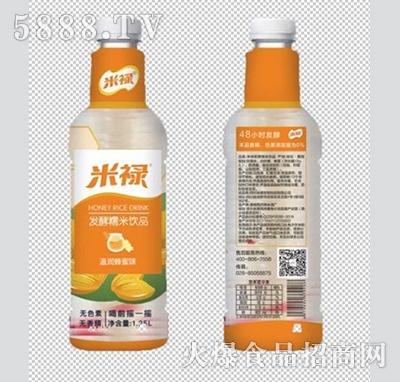 米禄发酵糯米饮品1.25L
