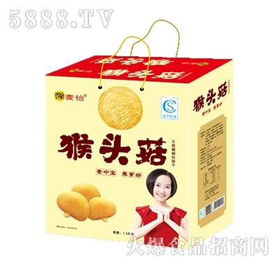 麦恰猴头菇酥性饼干1.5千克
