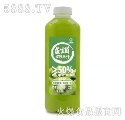 卡妙夫益生菌发酵果汁猕猴桃味1.5L