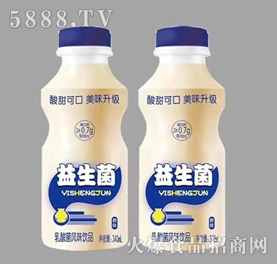 畅享益生菌乳酸菌风味饮品340ml