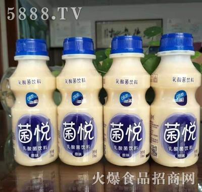 菌悦乳酸菌饮料338ml