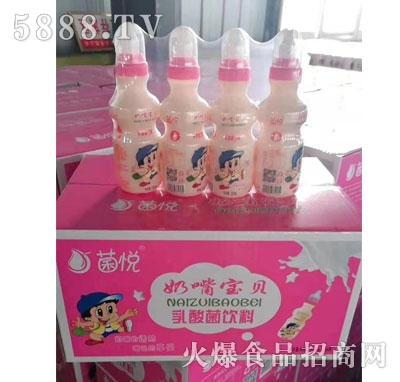 菌悦奶嘴宝贝乳酸菌饮料(箱)
