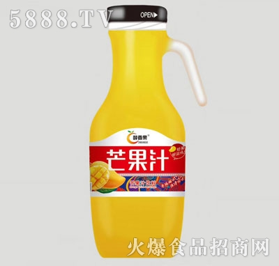 醇香果芒果汁饮料