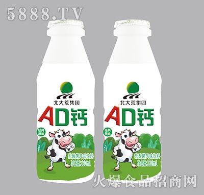 北大荒AD钙奶乳酸菌风味饮料