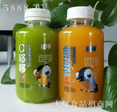 蓝翔益生菌发酵复合果汁