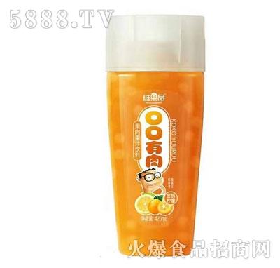 维果命金桔柠檬果肉果汁420ml