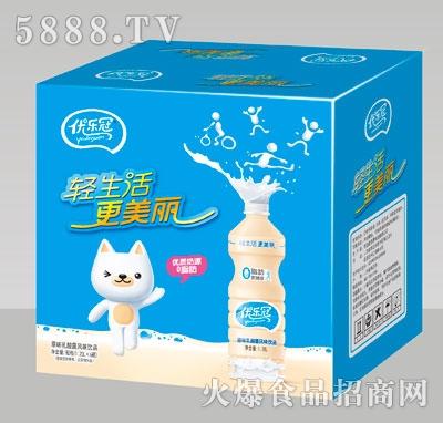 优乐冠原味乳酸菌1.25LX6